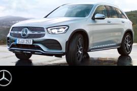 Nuevo Mercedes-Benz GLC (2019)