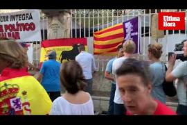 Concentraciones taurinas y antitaurinas en Mallorca