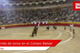 Corrida de toros en Palma 2019