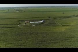 Un Airbus A312 aterrizó de emergencia sin dejar ninguna víctima mortal