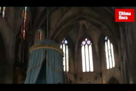 Visita al Llit de la Mare de Déu de Adrià Ferrà