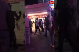 Incidentes entre senegaleses en Punta Ballena