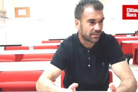 Entrevista a Manolo Reina, portero del Real Mallorca