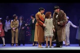 Presentación del musical de Annie en Palma