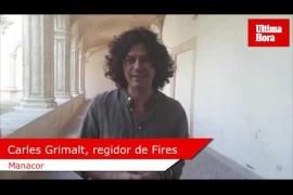 Carles Grimalt invita a participar en la Fira de Setembre a Manacor