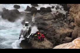 Muere un hombre al precipitarse por un acantilado en Mallorca