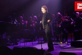Raphael en concierto en Palma