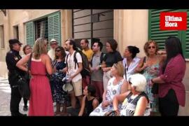 Stop Desahucios Mallorca paraliza un desahucio en Palma