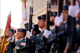 Retransmisión de la celebración de la patrona de la Guardia Civil de Baleares