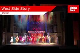 Espectáculo 'West Side Story' en el Auditorium de Palma
