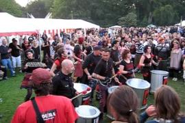 Karneval in Kopenhagen - Houba Samba Rock