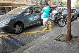 ¿Nos pueden multar si hacemos una parada en doble fila con el coche?
