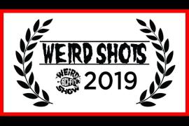 Weirdshots 3ª Edición - Certamen de cortometrajes - Episodio 67 - #horacine