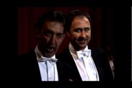 DON PASQUALE, Lluís Sintes (barítono), Carlos Chausson (bajo)