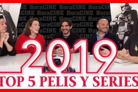 Top 5 películas y series de 2019 - Episodio 71 - #horacine