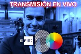 🔴📡 #ENVIVO | Pedro Sánchez promete su cargo de presidente del Gobierno ante el rey Felipe VI