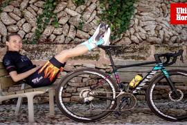 Xisca Tous, triatleta