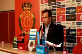 Rueda de prensa de Pedro Terrasa